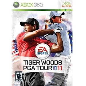 Tiger Woods PGA Tour 11 for XBOX 360