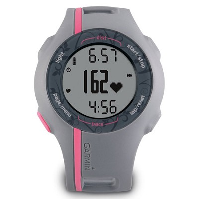 Forerunner 110  GPS-Enabled Sport Watch with Heart Rate Monitor - Pink