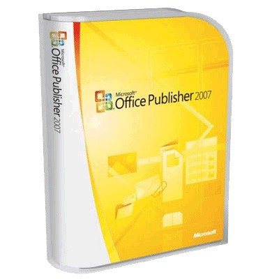 Office Publisher 2007 -  Academic Edition - OPEN BOX