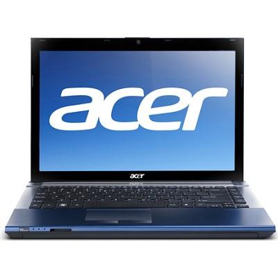 Aspire TimelineX AS4830TG-6808 14.0` Blue Notebook PC - Intel Core i5-2450M Proc
