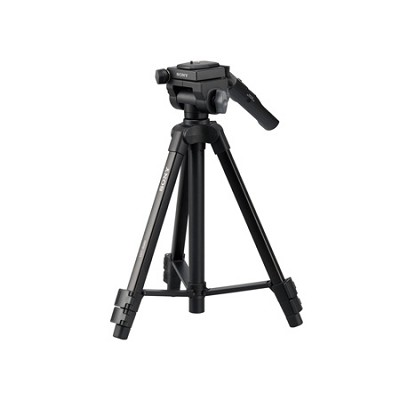 VCT-50AV Remote Control Tripod for use with Compatible Sony Camcorders