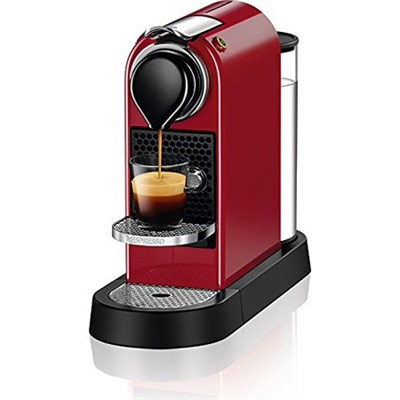 CitiZ Espresso Maker (Cherry Red)