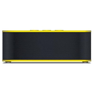 SoundBrick Plus NFC Bluetooth Portable Wireless Stereo Speaker - Yellow