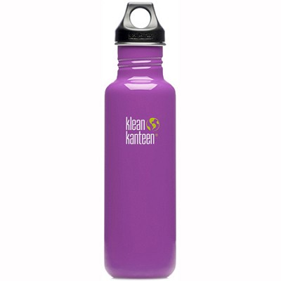 K27PPL-PP - 27oz Kanteen Classic (w/loop cap) - Prevention Purple