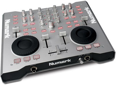 OMNICONTROL DJ Control Surface with Audio I/O and Software