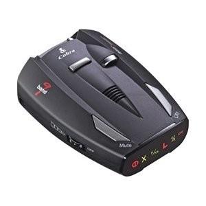 ESD7100 9 Band Radar/Laser Detector