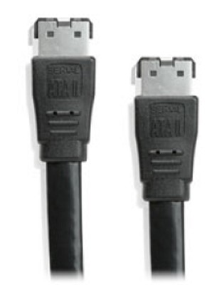 eSATA 3Gbps External cable 3 feet (1m) - G2LeS303W6