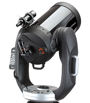 CPC 1100 GPS XLT Fork-Mounted Astronomical Telescope. 2 Year Warranty.-OPEN BOX