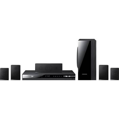 HT-E4500 3D Blu-ray 5.1 Channel Home Theater System - OPEN BOX