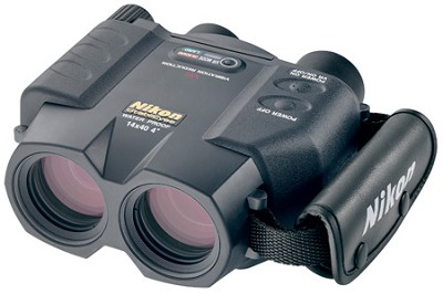 StabilEyes VR 14x40 Image Stabilized Waterproof & Fogproof Binocular