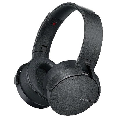 XB950N1 Noise Canceling Extra Bass Wireless Bluetooth Headphones, Black