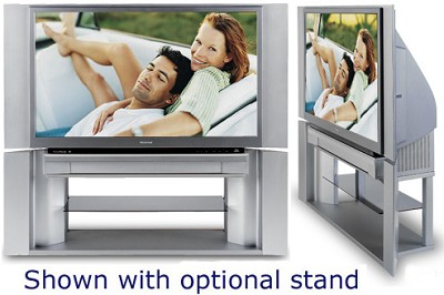 52HM84 - 52` DLP HD Rear Projection Television