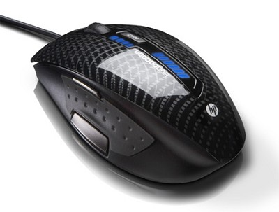 Laser Gaming Mouse with VoodooDNA