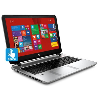 ENVY 15-k230nr 15.6` 4th gen Intel Core i7-4720HQ Touchscreen Notebook
