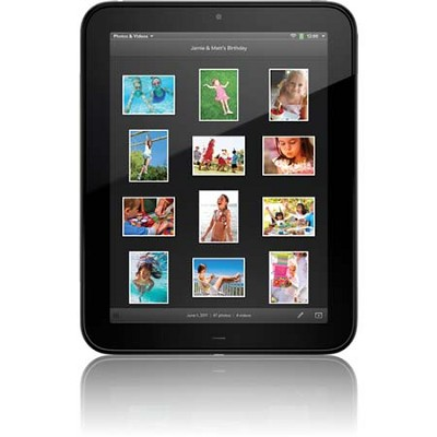 TouchPad 9.7` 16 GB Tablet Computer with 1 GB Memory     OPEN BOX