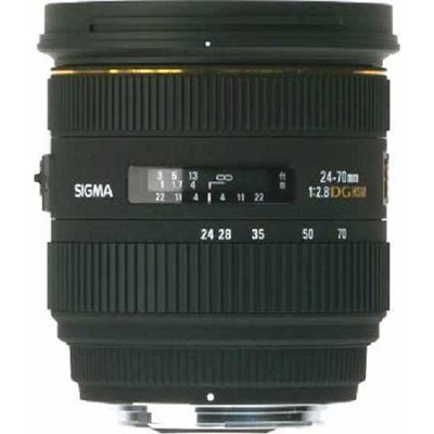 24-70mm F2.8 IF EX DG HSM Lens for Sony Minolta
