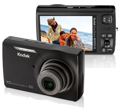 EasyShare M1093 IS Digital Camera  (Black)