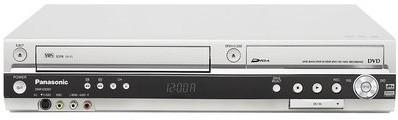 DMR-ES35VS Progressive Scan DVD/VCR Combo Recorder