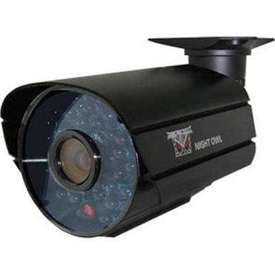 Hi-Resolution 600 TVL Security Camera with Audio, 36 Cobalt Blue LEDs
