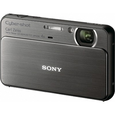 Cyber-shot DSC-T99 14MP Black Touchscreen Digital Camera
