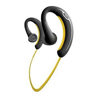 SPORT Bluetooth Stereo Headset - Black/Yellow - REFURBISHED