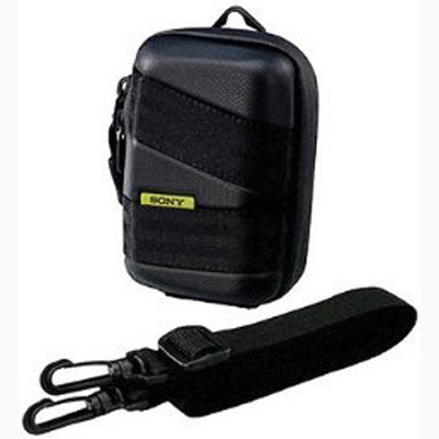 LCM-CSVG/B - Semi-Hard Carrying Case (Black)