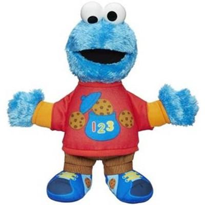 Playskool Sesame Street Talking 123 Cookie Monster Figure