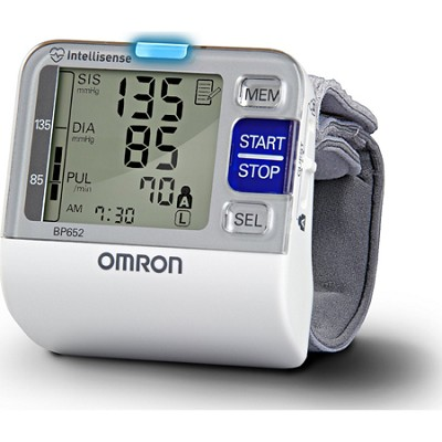 7 Series Wrist Blood Pressure Monitor