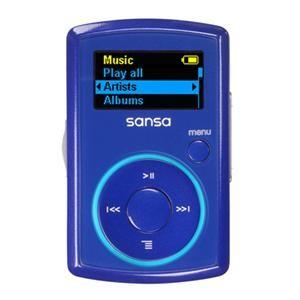 Sansa Clip Blue 2GB SDMX11R-002GB-A57