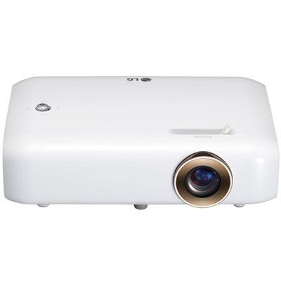 PH550 HD Projector W/ Bluetooth, Built-in Battery, Screen Share - OPEN BOX