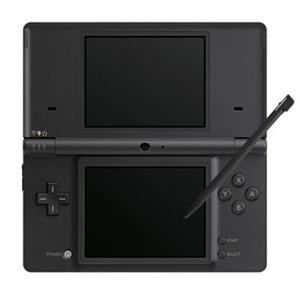 DSi Portable Gaming Console Black
