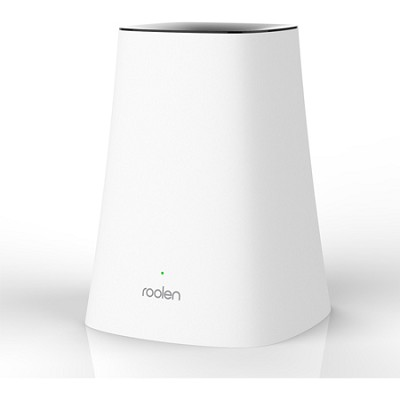 Breath Smart Ultrasonic Cool-Mist Humidifier - White (BR01/W)