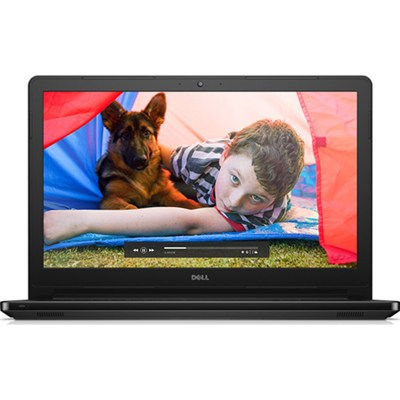 Inspiron 15 15.6` HD i5555-429BLK 1TB AMD A8-7410 Quad-Core Notebook PC
