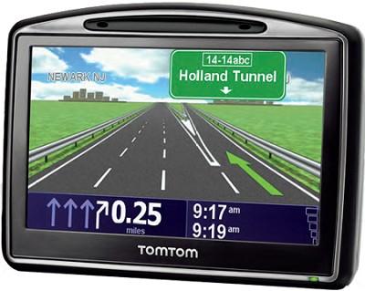 GO 630 Car Navigator GPS w/ 4.3 inch Touchscreen