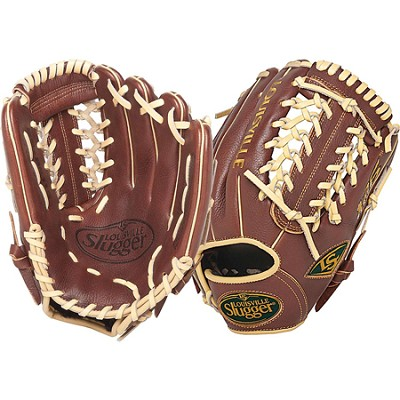 11.5-Inch FG 125 Series Baseball Infielders Glove Right Hand Throw - Brown