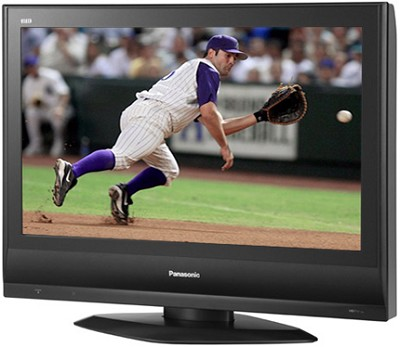 TC-32LX600 Wide 32` LCD high-def TV (Open Box - Refurbished)