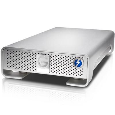 G-DRIVE Thunderbolt USB 3.0 3TB Silver PA (0G03124)