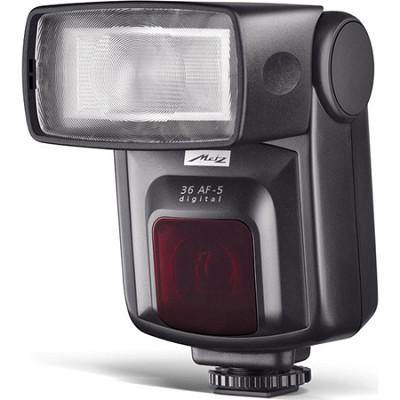 36 AF-5 Digital Canon. E-TTL Flash Mode