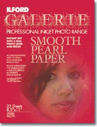 Smooth Pearl 13 x 19 Photo Paper - 25 Pack