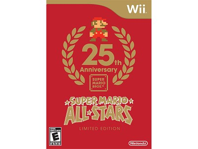 Super Mario All-Stars: Limited Edition for Wii