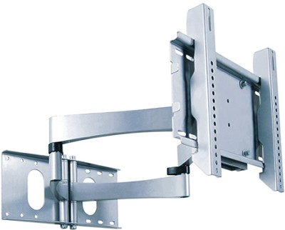 PMA-770 Articulating Arms Dual Stud Wall Mount for 20` - 40` TVs (Silver)