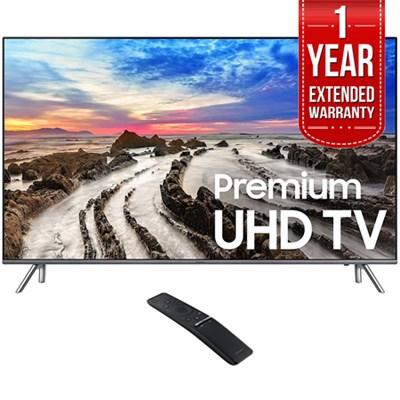 82` UHD 4K HDR LED Smart HDTV (2017 Model) w/ 1 Year Extended Warranty