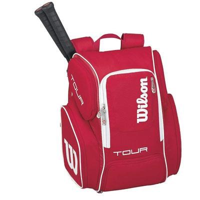 Tour V Large Backpack in Red - WRZ843696