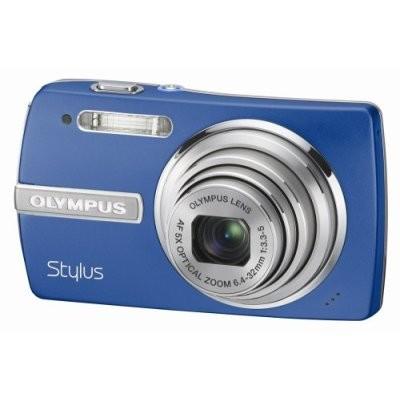 Stylus 840 8.1MP Digital Camera (Blue)
