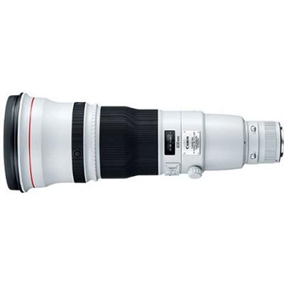 EF 600mm f/4L IS II USM