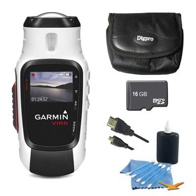 VIRB Elite Action Cam Essentials Kit