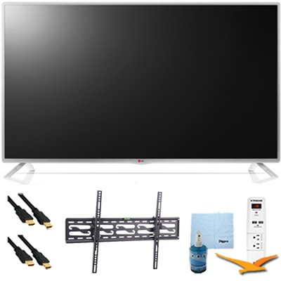 42` 1080p 60Hz Direct LED Smart HDTV Plus Tilting Wall Mount Bundle - 42LB5800