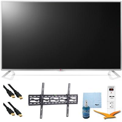 42` 1080p 60Hz Direct LED Smart HDTV Plus Tilting Wall Mount Bundle - 42LB5800