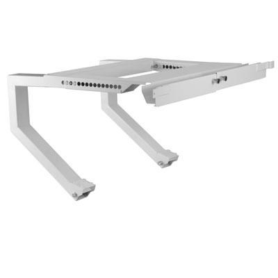 AC Support Bracket White