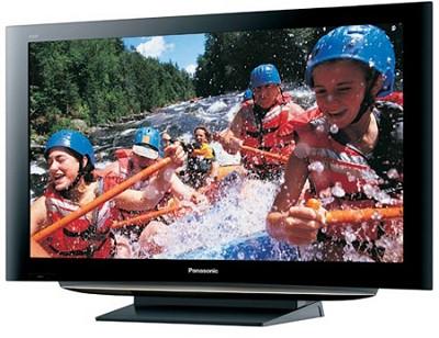 TH-46PZ80U - 46` High-def 1080p Plasma TV